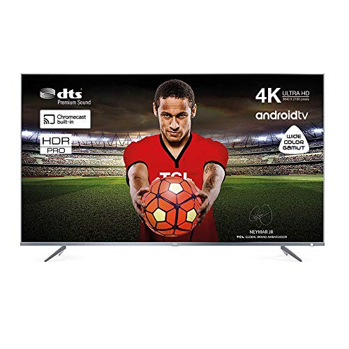 "TCL 50DP660 - Television 50"" (127 cm) (Ultra HD, Triple Tuner, Smart TV)"