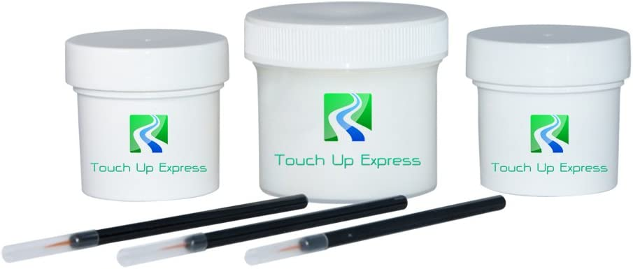 Ranking TOP19 Touch Up New Shipping Free Express Paint for Chevy 2oz Tornado up Black GBA