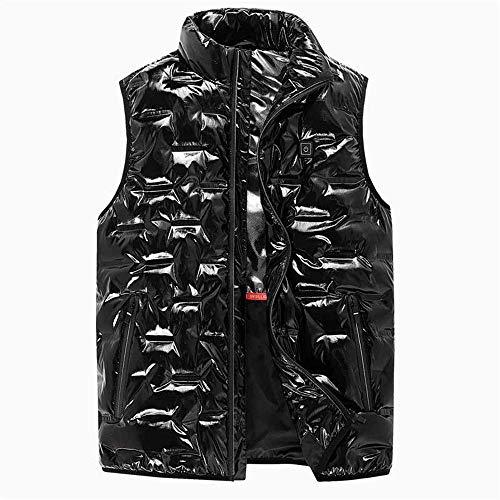 LIIYANN Cabrio-Jacken, beheizte Jacke Unisex, waschbare USB-Ladeheizung Warme Kleidung, Winddichte warme Softshell-Winterjacke für das tägliche Skifahren im Freien