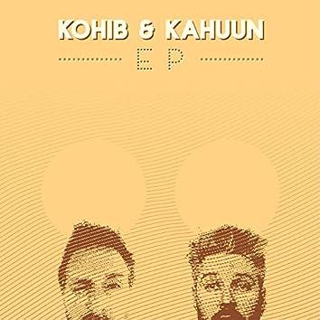 Kohib & Kahuun EP
