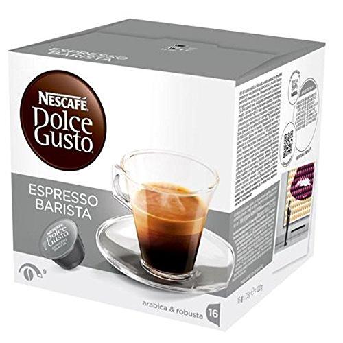 160 Capsule Caffe\' Nescafe Dolce Gusto Espresso Barista
