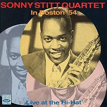 Sonny Stitt Quartet in Boston (Live at the Hi-Hat, '54)
