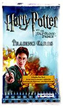 Artbox Harry Potter and The Half Blood Prince Movie Trading Cards Pack