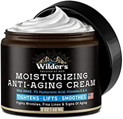 ✅ Powerful Men's Cream - Wilder's is a perfect face moisturizer for men who understand the importance of proper skincare and want to underline their natural handsomeness. You can use our face cream as a daily moisturizer and as an aftershave treatmen...