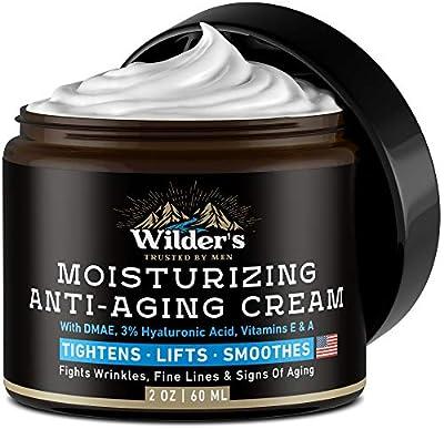 Men's Face Cream Moisturizer