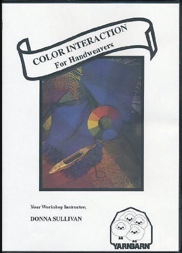 Color Interaction for Handweavers