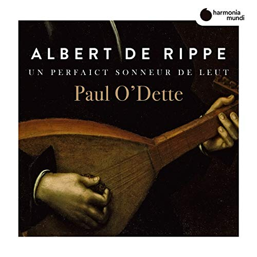 De Rippe: Music for Lute
