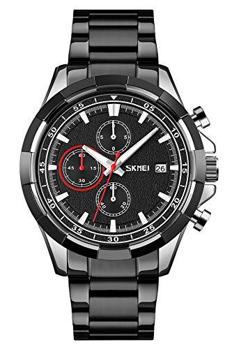 Reloj - SKMEI - Para Hombre - Lemaiskm9192 BLACK SILVER