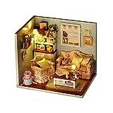 YFDD Maison de poupées Maisons de poupées Accessoires Maisons de poupées à la Main Miniature Anniversaire for Les Femmes et Les Filles à la Main Doll House aijia