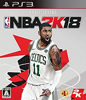 【PS3】NBA 2K18(ディスク内永久封入)(プレイの際に2Kアカウントを作成すると、初回のログイン時にアイテムが付与される仕様)
