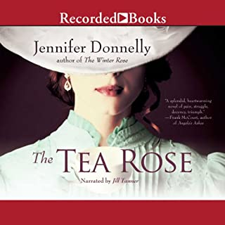 The Tea Rose audiobook cover art