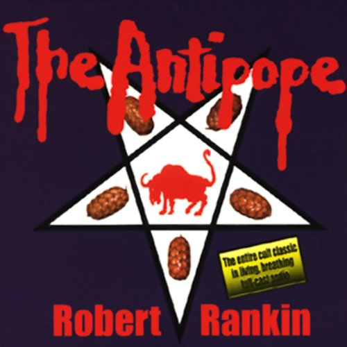 The Antipope audiobook cover art