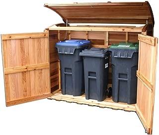 Best oscar refuse storage shed Reviews