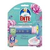 WC-Ente Frische-Siegel Starter-Set (inkl. 1 Nachfüller), körbchenloser WC-Reiniger, Floral Fantasy Duft, 1er Pack (1 x 36 ml)