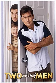 Two and a Half Men TV POSTER E 11x17