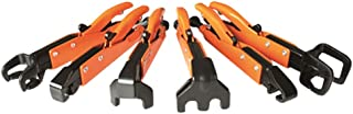 Grip-On AX-SET6-89 Set axial, Naranja/Negro