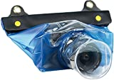 Somikon Unterwasser-Kameratasche für Spiegelreflex (DSLR/SLR), Objektivführung