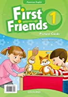 First Friends (American English): 1: Picture Cards: First for American English, first for fun!