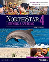 NorthStar Listening and Speaking 4 with Interactive Student Book access code and MyEnglishLab (Northstar Listening & Speak...