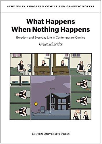 Everyday Life Comics & Graphic Novels