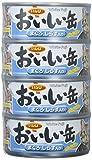 いなば キャットフード おいしい缶 まぐろ しらす入り 155g×4缶×12個 (ケース販売)