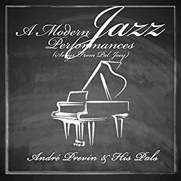 A Modern Jazz Performances (Songs From Pal Joey)