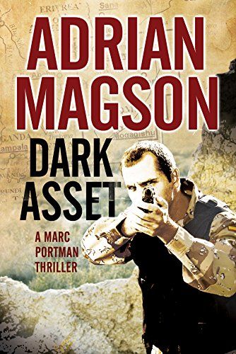 Dark Asset: A Marc Portman espionage thriller (A Marc Portman Thriller Book 4) (English Edition)