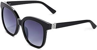 نظارات شمسية مربعة كبيرة الحجم للنساء من GUESS Factory
