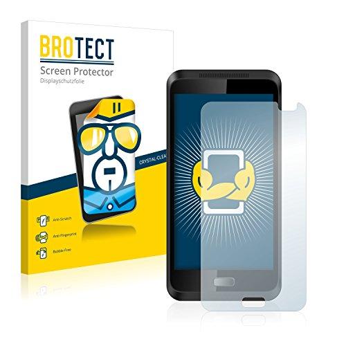 BROTECT Schutzfolie kompatibel mit Archos 45 Neon (2 Stück) klare Bildschirmschutz-Folie