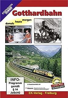 Gotthardbahn damals - heute - morgen. DVD