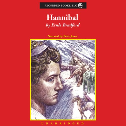 Hannibal audiobook cover art