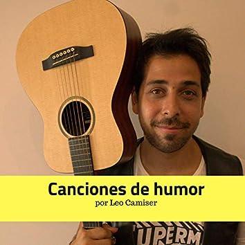 Canciones de Humor