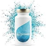 LEOVita Multivitamin Komplex - Multivitamin hochdosiert mit Q10 und Lutein - für Immunsystem & das Wohlbefinden - 70 Kapseln -