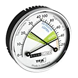 TFA Dostmann Analoges Thermo-Hygrometer mit...