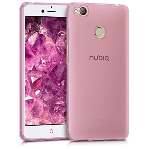 kwmobile ZTE Nubia Z11 Mini s Hülle - Handyhülle für ZTE Nubia Z11 Mini s - Handy Case in Pink