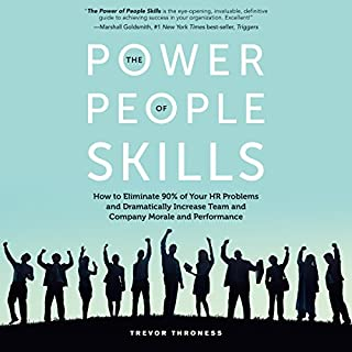The Power of People Skills audiobook cover art