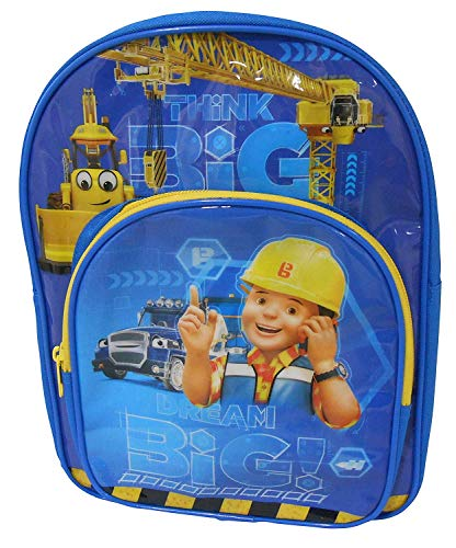 Bob der Baumeister Arch Kinderrucksack, 31 cm, 7 L, Blau