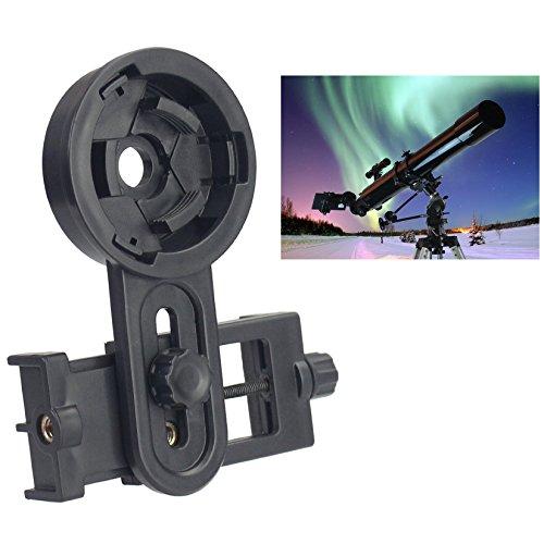 Itian Universal Mobile Telefonia Supporto Adattatore Smartphone per Binocolo Monoculare Scopes Telescopi 26.4-46.4mm