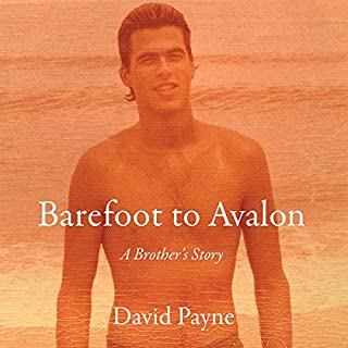 Barefoot to Avalon audiobook cover art