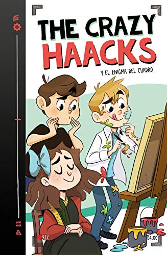 The Crazy Haacks y el enigma del cuadro (Serie The Crazy...