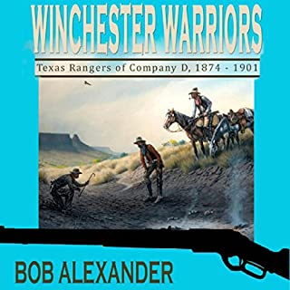 Winchester Warriors audiobook cover art