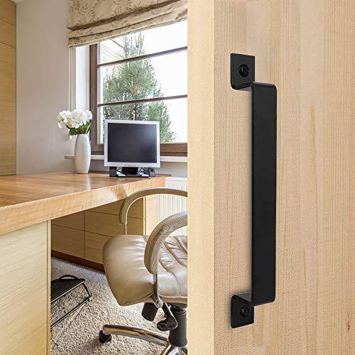 Barn Door Handle,Sliding Door Hardware,Gate Handle Set (Pack of 2), Door Pull (Sliding Door hardware4(2PCS))