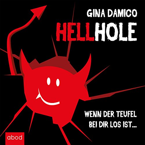 Hellhole audiobook cover art