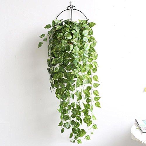 LNPP Decoraciš®n creativa del tapiz para la decoraciš®n de la pared de la planta artificial de la flor del dormitorio , J