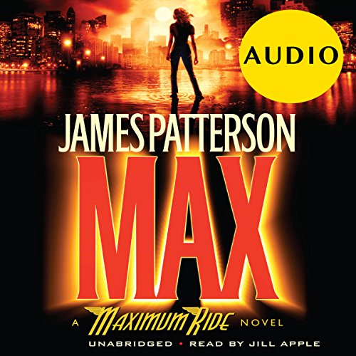 MAX Audiobook By James Patterson cover art