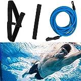 XYXCMOR Swim Training Belts Pool Stationary Swim...