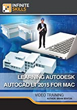 Learning Autodesk AutoCAD LT 2015 For Mac [Online Code]