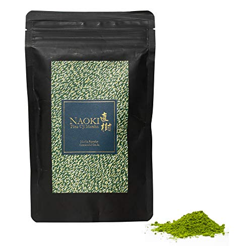 Naoki Matcha (Superior Ceremonial Blend, 100g / 3.5oz ) - Authentic Japanese Matcha Green Tea Powder Ceremonial Grade from Uji, Kyoto