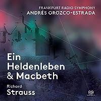 Strauss: Ein Heldenleben/Macbe