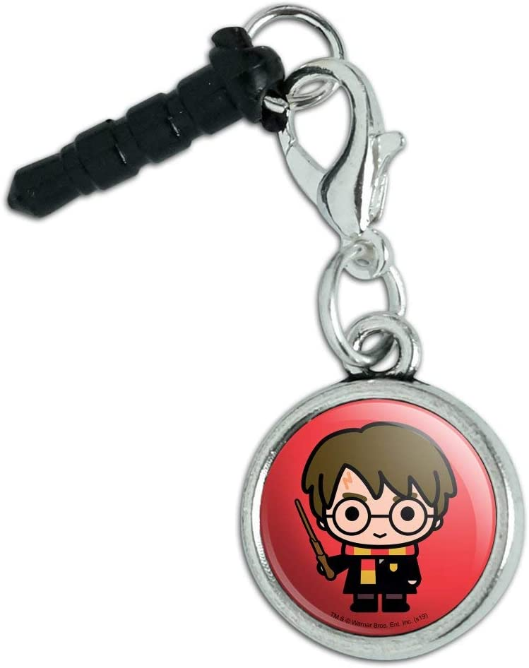 Sale Special Price Harry Very popular! Potter Cute Chibi Character Cell Ja Phone Mobile Headphone